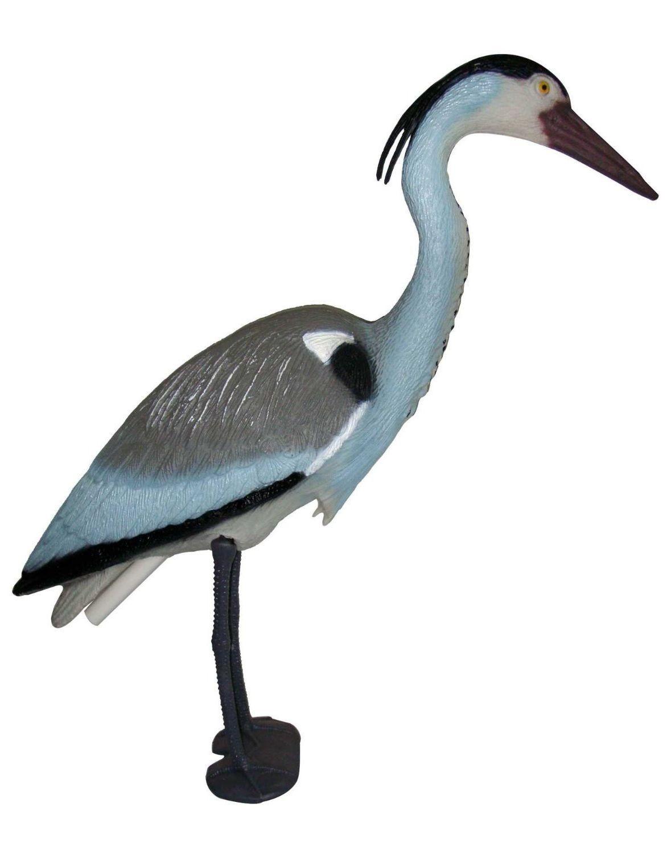 Heron garden ornament - More Views