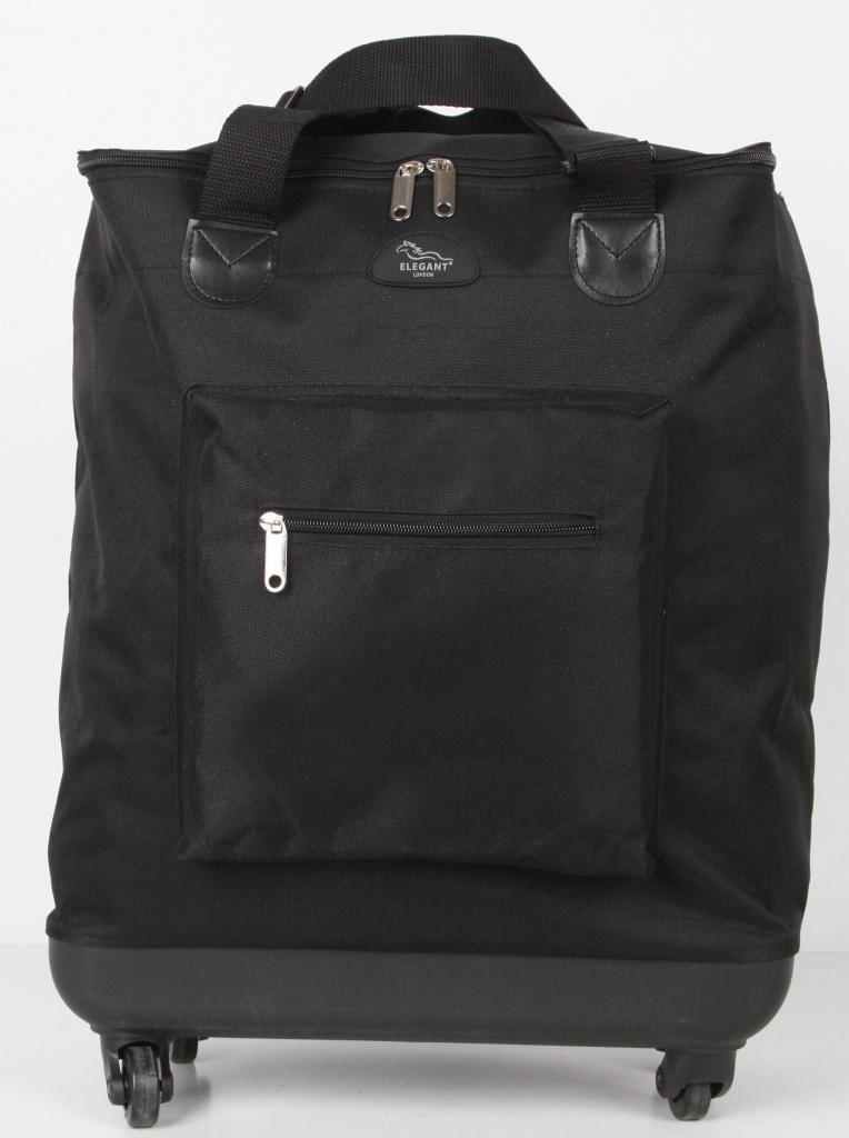 4 wheels shopping trolley shopper bag on wheels. Black Bedroom Furniture Sets. Home Design Ideas